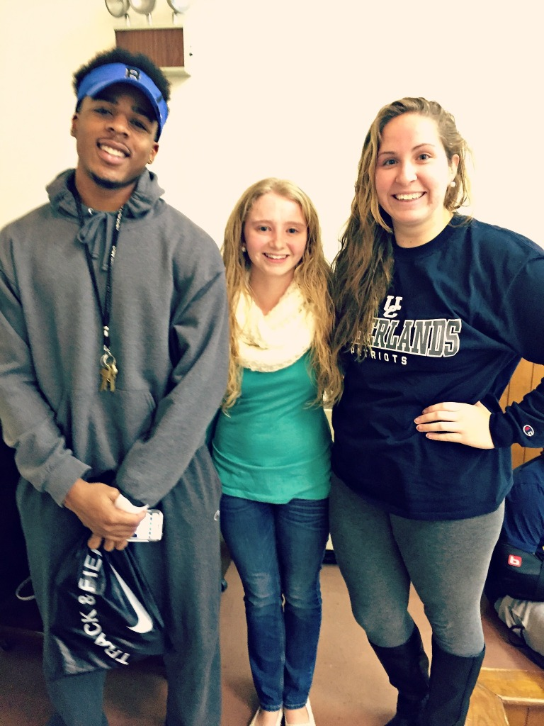 "Christian ""Sip"" Black, Shantel Buchner, and Lauren Leever"