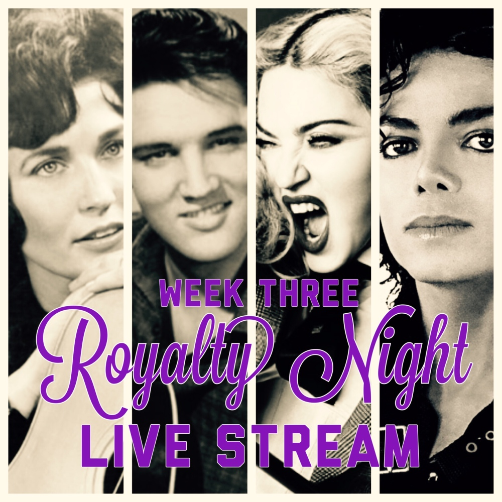royalty night live stream pic
